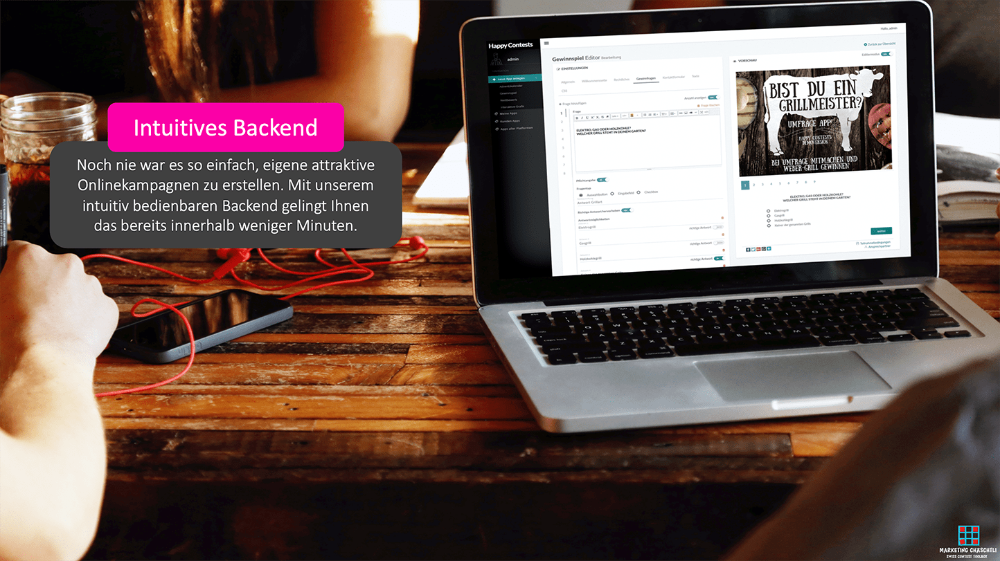Online Marketing Toolbox - Leads generieren