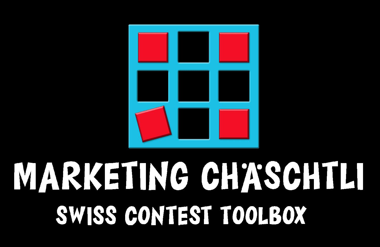 Startseite Marketing Chäschtli Webseite Logo