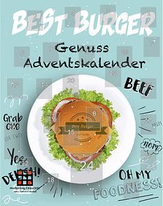 Burger-Kalender_Adventskalender für Unternehmen online