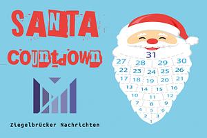 Weihnachtsmann-Zeitung-Adventskalender-online