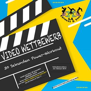 Video-Wettbewerb für Webseite