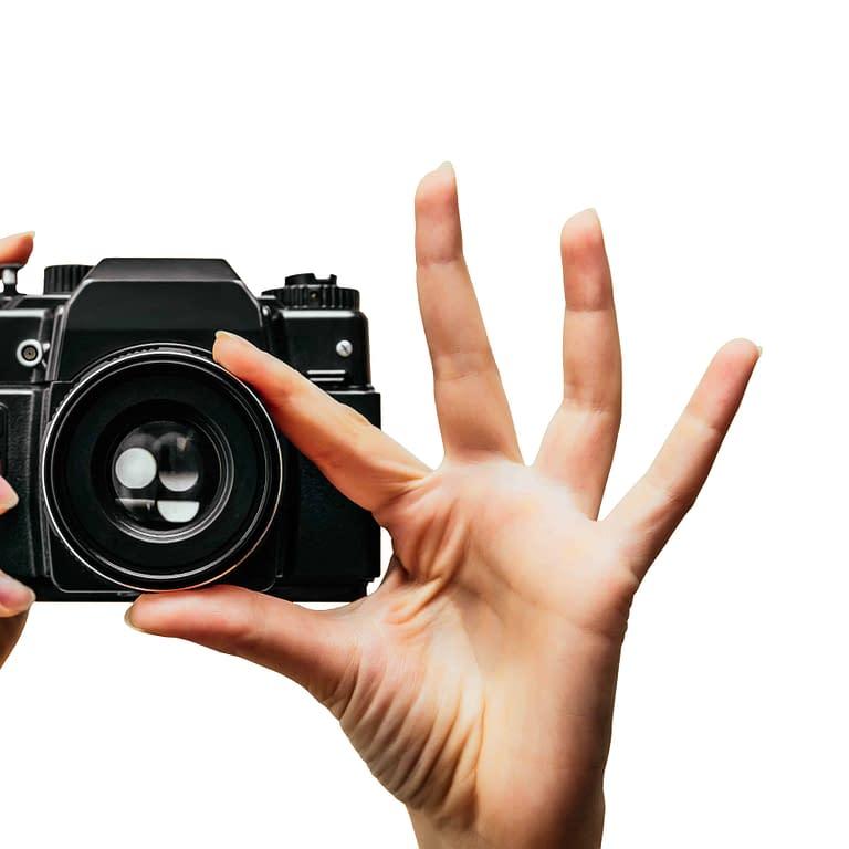 Fotographie-Fotowettbewerb Webseite erstellen