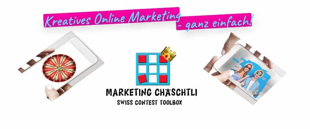 Marketing Chäschtli Slider Webseite / Lead Booster -Games