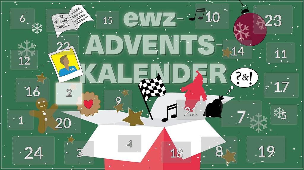 EWZ Adventskalender
