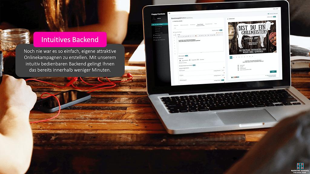 MC Tools Backend - Editor