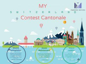 Schweiz-Kantonswettbewerb - Wettbewerb für Unternehmen