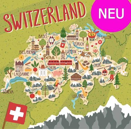 interaktive Schnitzeljagt / Ostersuchspiel