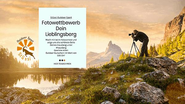 Fotowettbewerb online erstellen
