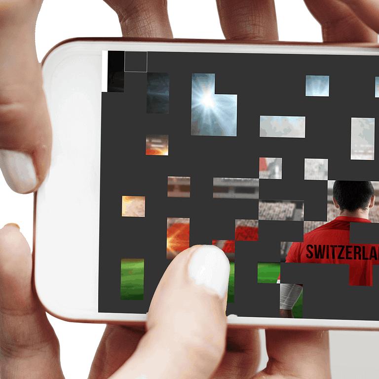 Handy Pixelbild Rätsel online