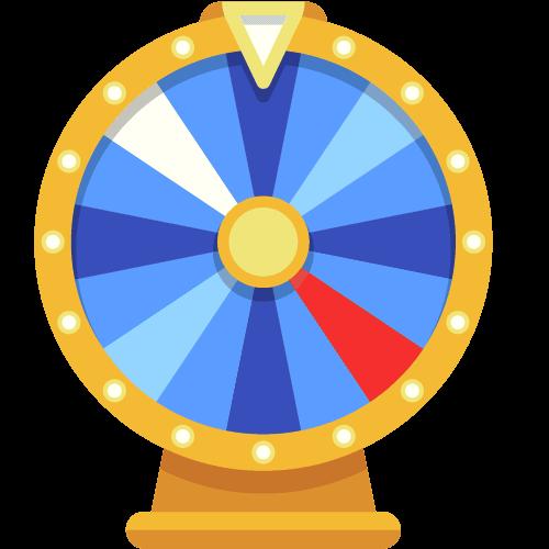 digitales Glücksrad / Lead Booster - Game